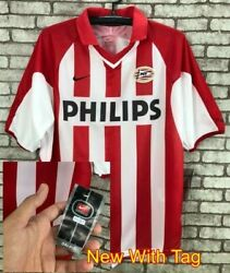 New With Tag Psv Eindhoven 2000-02 Holland Soccer Jersey Football Shirt M