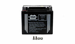 Us Powersports Battery For Daelim S3 250 Fi Advance 2013-2019