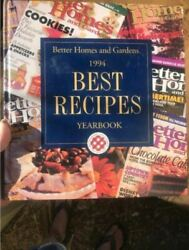 Better Homes And Gardens 1994 Best Recipes Cookbook English-language