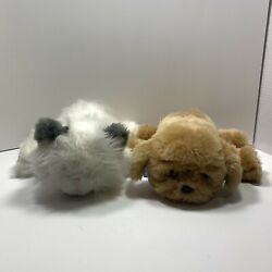 Little Live Pets Snuggles My Dream Puppy Dog And Cat Untested Broken