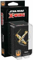 Star Wars 2nd Edition X-wing Miniatures Game Fireball Expansion Pack Swz63