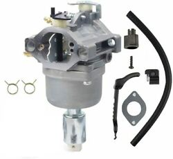 New Carburetor For Poulan Pb195a46lt Poulan Pro Lawn Tractor 46″ 19.5 Hp Engine