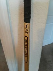 St. Louis Blues Hall of Fame signed hockey stick A. Oates B.Hull S. Stevens
