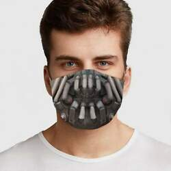 Bane Face Mask- Made in USA *Free Shipping* Size-X-Large $14.00
