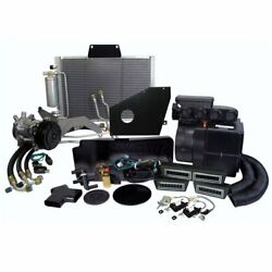 Chevy Gmc Pickup Electronic Underdash Full Ac Defrost Heat Kit W/ A/c Control