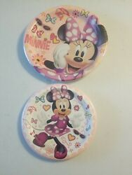 Minnie Mouse Party Plates And Napkins Etc