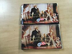 2007 And 2008 Pres. Dollars Proof Sets United States W/us Mint Original Packaging