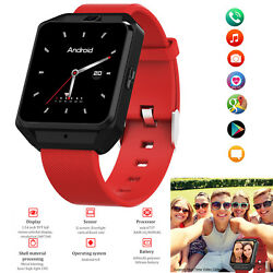 WIFI 4G Network Bluetooth Smart Watch SIM Unlocked Watch Phone For Android LG