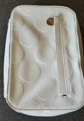 Estee Lauder Cosmetic Big White Bag ** BAG ONLY ** $13.56