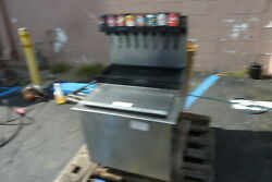 Soda /ice Dispensing Machine 8 Heads Complete.115 Volts 900 Items On E Bay