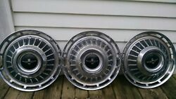 Chevrolet 1962 1963 Corvair 900 Monza 13 Hubcap Hub Cap Wheel Cover