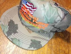 2001 Nos Camoflauge Realtree Trucker National Tractor Pulling Championship