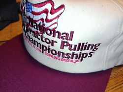 1999 Nos New Vintage Ntpa Snapback Trucker National Tractor Pulling Championship