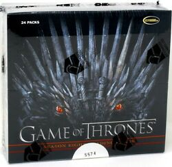 Game Of Thrones Season 8 Trading Cards 12 Box Case Blowout Cards