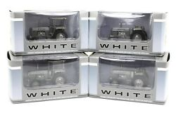 Speccast 164 White 2-105 Open Station And Cab Charcoal Chrome Special Edition