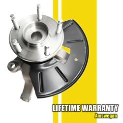 Wheel Hub Steering Knuckle Assembly Right For Ford Escape Tribute Mariner