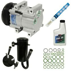 Universal Air Conditioner Kt 1276 A/c Compressor And Component Replacement Kit
