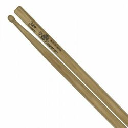 Los Cabos 3a Red Hickory Drumsticks Pair - Wood Tip Lc3arh