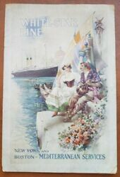 Cedric White Star 1913 First Class Passenger List Britannic And Olympic Content