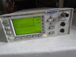 Hp Agilent E4419b Epm Dual Channel Power Meter Good Working Condition