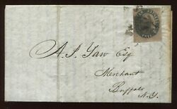 Scott 96l1 Wells Letter Express Used Local Stamp On Cover With Aps And Pf Certs