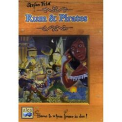 Rum And Pirates - Toys And Games Rio Grande Games