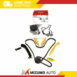 Timing Chain Kit Water Pump Fit 05-15 Mercedes-benz Cl550 Clk550 E550 Gl450 S550