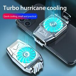 Portable Cooling Fan Game Mobile Phone Cooler Usb Powered Cell Phone Radiator