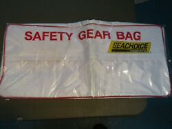 Boat Safety Gear Bag Storage Life Jackets Boaters Boating By Seachoice