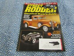 Street Rodder Magazine March 2011 Electrical Buyer's Guide '34 Ford Pickup
