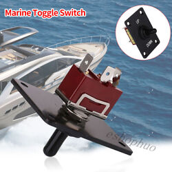 Marine Boat Trim Tab Switch Momentary Toggle Switch Panel 3-way On-off-on Usa