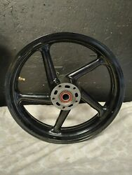 2007 2008 Gsxr 1000 Marvic Front Wheel Magnesium.... 17 X 3.50