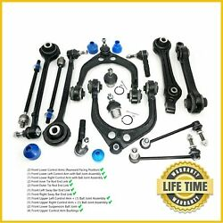 20x Suspension Kit Control Arms Ball Joint For Dodge Challenger Chrysler 300 Rwd