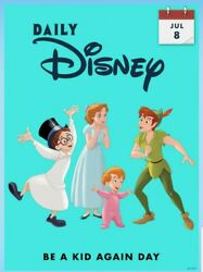Digital Card Topps Daily Disney Collect July 8 Be A Kid Again Day Digital Card