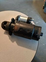 Delco Remy Boat Starter Working Condition Model Numberandnbsp1107587