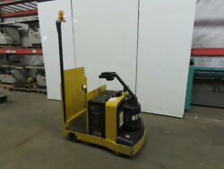 Yale Mtr007lfn24t 10000 Lbs. Rolling Capacity Ride On Tow Tractor Tug Truck 24v