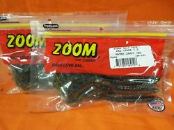 Zoom Mag U-tale 7.5 Worm 15cnt 144-281 Water Candy Red 2 Pcks
