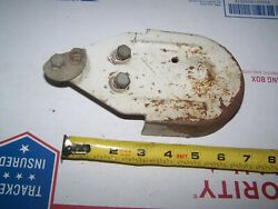 Vintage Stihl Chainsaw Concrete Saw Cut Off Saw Ts 350 Belt Guard With Bolts
