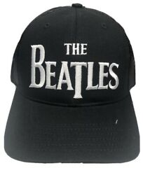 The Beatles Hat Snapback One Size Fits All Trucker Style Genuine Beatles Brand  $12.95