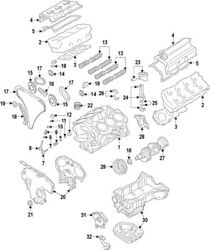11040jf00a Nissan Head Assy-cylinder 11040jf00a, New Genuine Oem Part