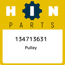 134713631 Hino Pulley 134713631 New Genuine Oem Part