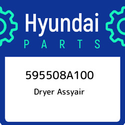 595508a100 Hyundai Dryer Assyair 595508a100 New Genuine Oem Part