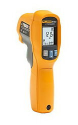 Fluke 64 Max Digital Lcd Laser Industrial Infrared Thermometer -22 To 1112 °f