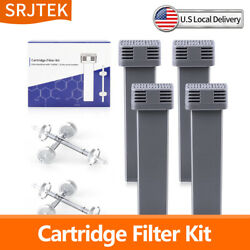 Cartridge Filter Kit For SoClean Replacement Carbon Cartridge Check Valves $19.94