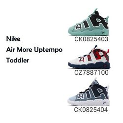 Nike Air More Uptempo Td Scottie Pippen Toddler Baby Infant Shoes Pick 1