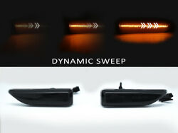 Sequential Led Side Marker Smoke Lens Turn Light For Mini Cooper Countryman F60