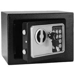 Functional Electronic Home Office Valuables Gun Safe Box Keypad Lock Security
