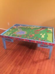 Thomas The Train Learning Curve Table Thomas And Friends Local Pickup Only