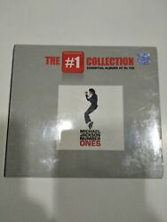 Michael Jackson Mj Number Ones The No.1 Collection Cd 2008 Rare India Orig New