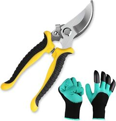 6143Gardening Shears for Plants Clippers Gardener Shears for Garden